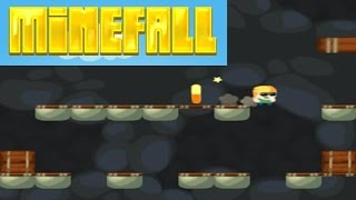 Minefall gameplay walkthrough