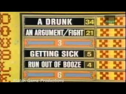 Family Feud (Richard Meets Gretchen) (Celebrating Richard Dawson's 80th Birthday)