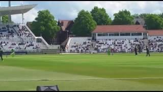 VLOG: Nottinghamshire County Cricket at Trent Bridge