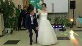 Свадебный танец Алексей и Ульяна 18.04.2015