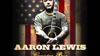 Country Boy- Aaron Lewis Lyrics