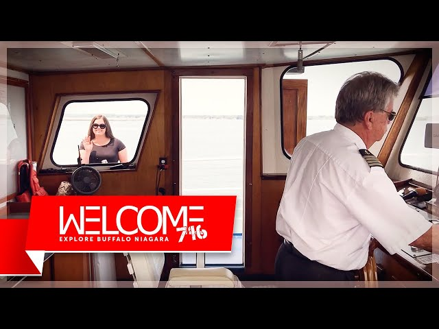 Welcome 716 visits Buffalo Harbor Cruises - Explore Buffalo Niagara