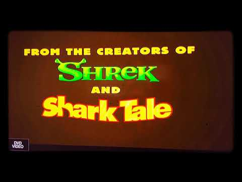 Download Opening To Shark Tale DVD Menu (2004) 🦈