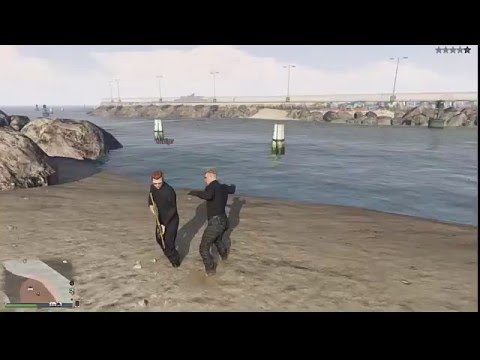 My First Video!! GTA5 General Messing Around With My Friends!