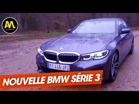 BMW Série 3 : La référence des berlines