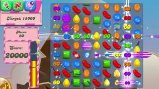 Candy Crush Saga Level 47 No Boosters