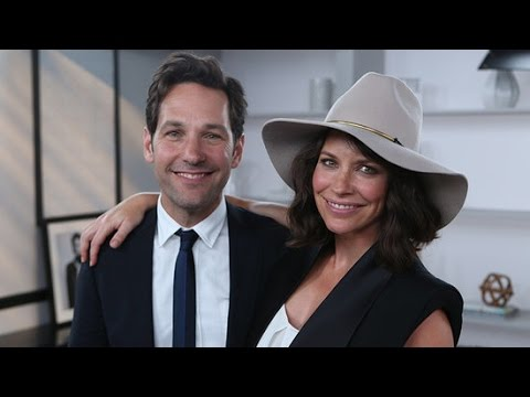 AntMan's Paul Rudd and Evangeline Lilly Play a Game of Marvelous or Meh