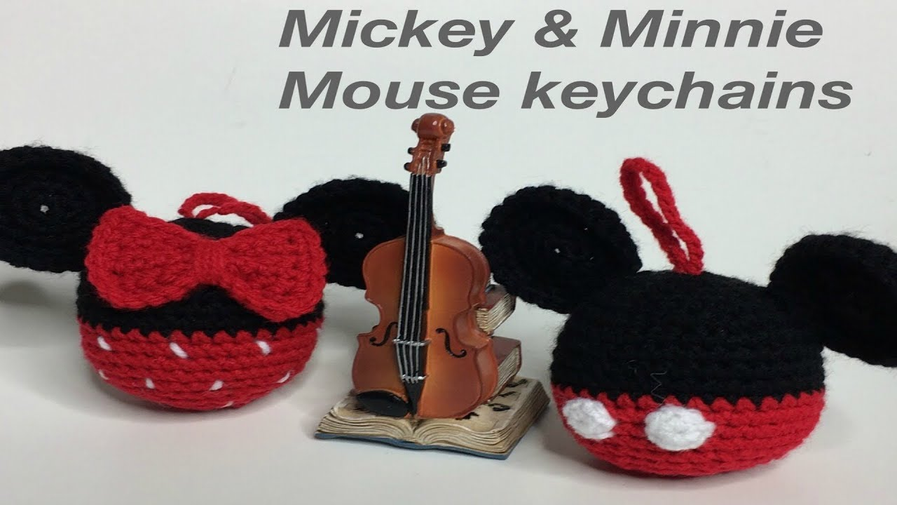 Amigurumi #18: Minnie mouse — Steemit | 720x1280