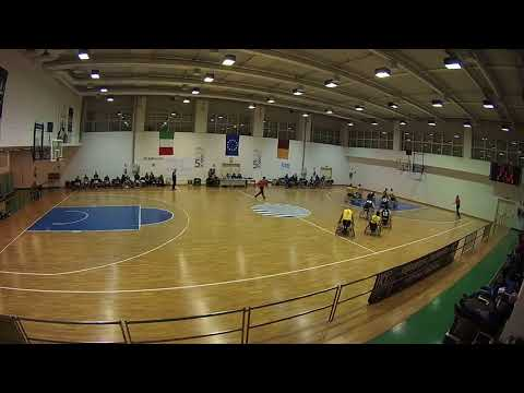 3^ Giornata #SerieAFipic: Santa Lucia Roma - Pol. Nordest 65 a 42
