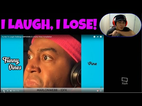 Try Not To Laugh Challenge (Impossible) | Word of Chen REACTION TIME!