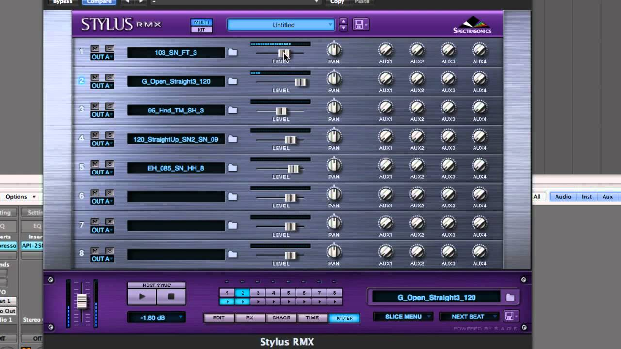 stylus rmx full free download