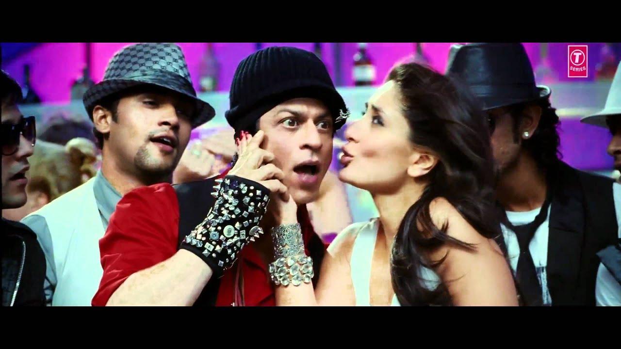 its criminal ra one- (video song) -shahrukh khan-,kareena kapoor