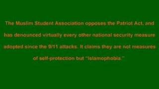 The Muslim Students Association and the Jihad Network