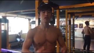 어깨 넓어지는 등운동 , 어깨운동 5가지