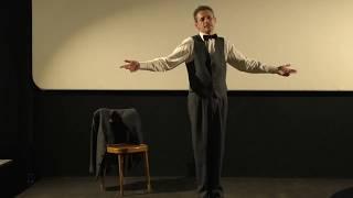 2019-12-07 Z-festo – Doktoro Esperanto, monologo di Mario Migliucci
