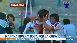 River Plate vs. Boca Juniors: la final histórica de la Copa Libertadores 2018