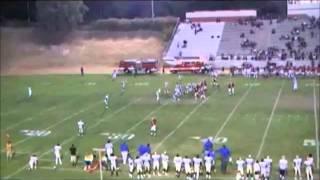 Exavier Johnson NFL,CFL prospect FS/QB