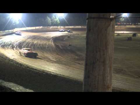 Camden Speedway 6-22-13 Street Mod Heat 2