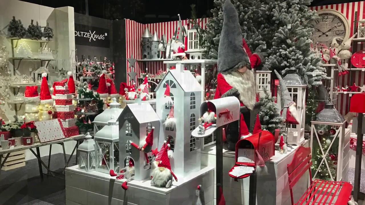 Trend Weihnachtsdeko 2019.Messerückblick Christmasworld 2018