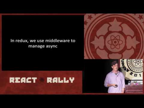 Async Redux Actions With RxJS