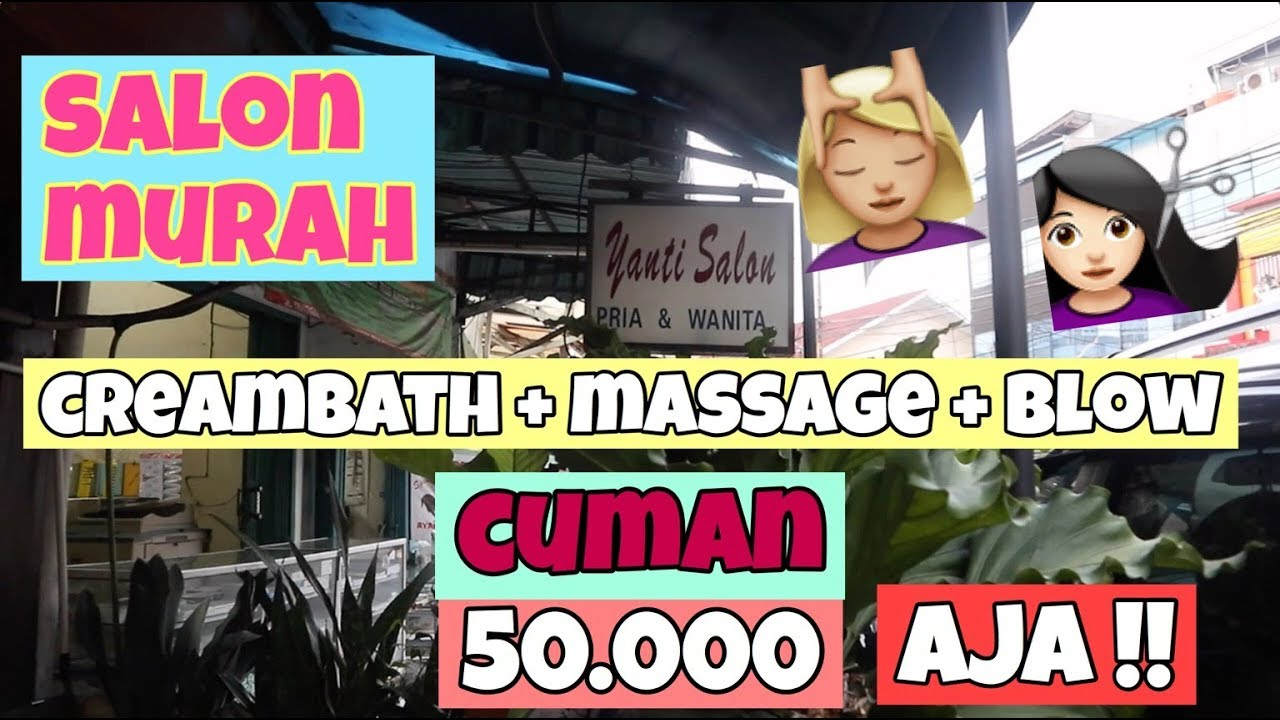 4facf540c95 Review Salon Rambut + Makeup MURAH - YouTube