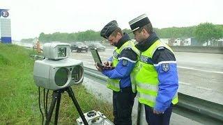 Radars mobiles: les gendarmes dévoilent quelques secrets - 20/05