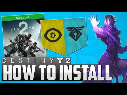 Destiny 2: How To Install Game & Expansions / DLC! (Destiny 2 Xbox)