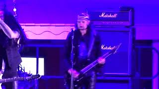 KISS Kruise VIII - Bruce Kulick - Uh! All Night 10-31-2018