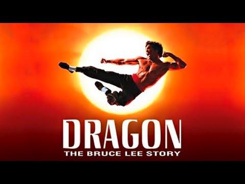 Dragon : The Bruce Lee Story - Megadrive / Genesis poster
