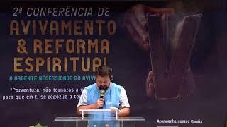 2020-02-11  14:00 h  Palestra com Pr  Ronaldo Lidório