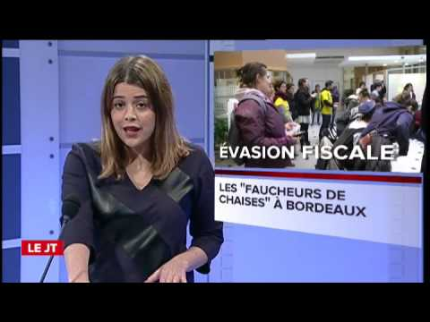 Infos Tv7, la télévision de Bordeaux  Actualités, infos, bon
