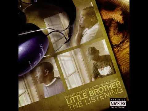 Little Brother - The Listening [Full Album]