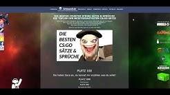 Wir suchen die besten & meistgesagtesten CS:GO Sprüche & Sätze!