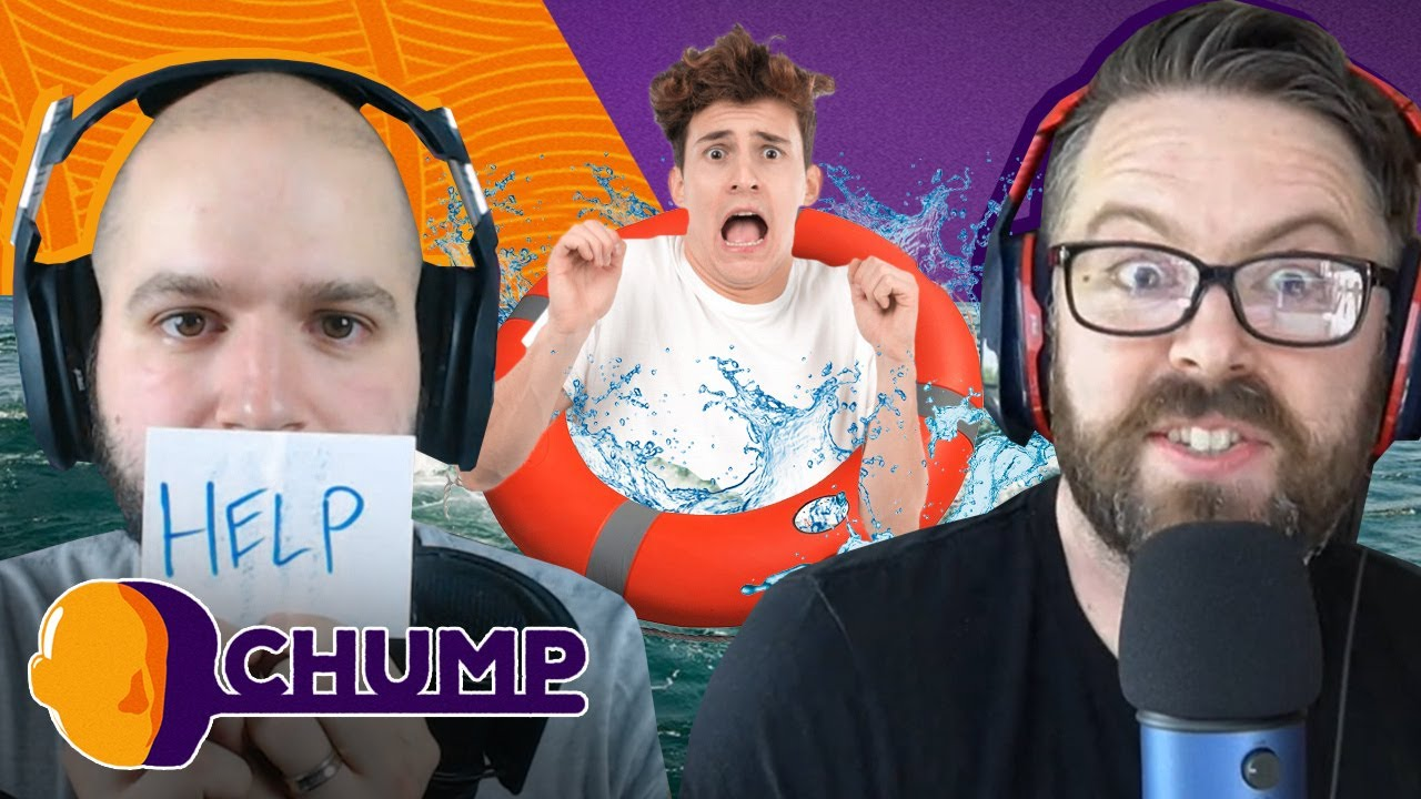 Who Almost DROWNED Their Friends? - CHUMP | Rooster Teeth