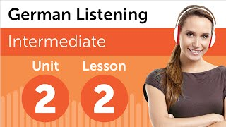 German Listening Practice - Reporting A Lost Item In German