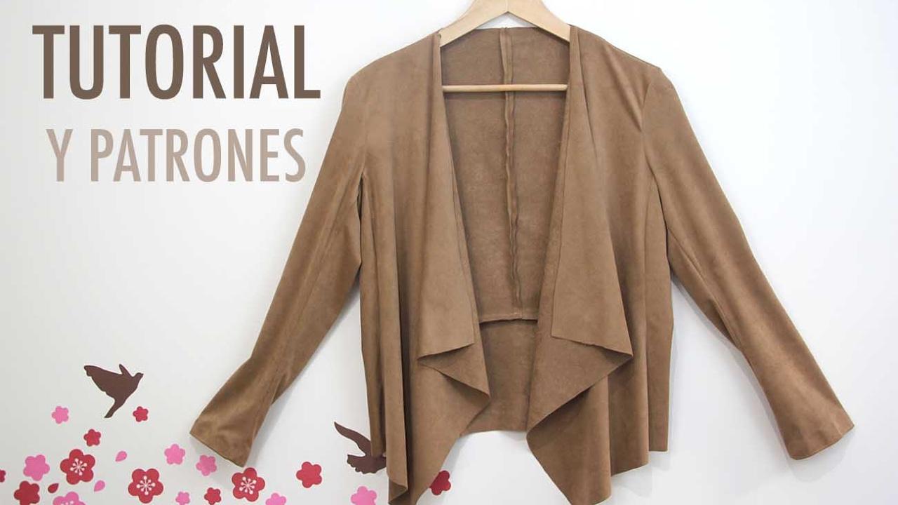 Como hacer una chaqueta japonesa