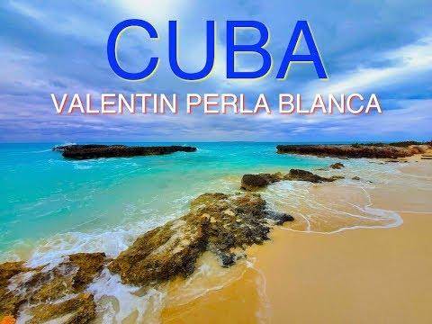 PART 1 Of 2 - Valentin Perla Blanca Santa Maria Cuba March 2019