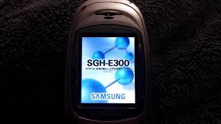 Does Samsung E300 & E330 Sound Look Like?