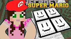 Minecraft: MISSION TO SAVE THE PRINCESS! - SUPER MARIO BROS - Custom Map