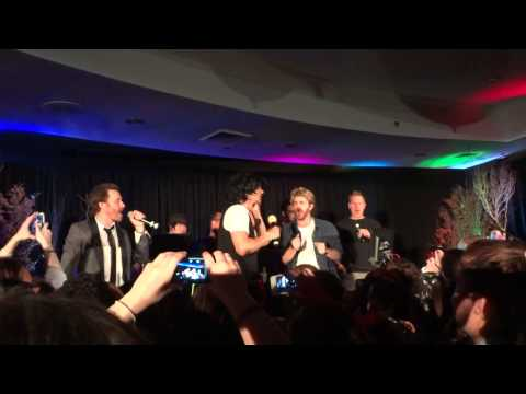 Supernatural Karaoke: Kim Rhodes - Like A Virgin
