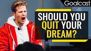 300 Pound 28 Year Old With A Brain Tumor Inspires Millions! | Charlie Jabaley | Goalcast