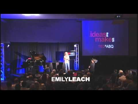 TEDxABQ - Emily Leach - Genetically Unemployable
