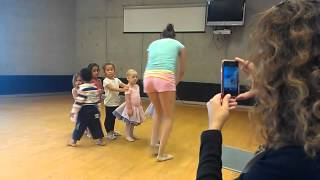 Ballet Creative Movement Dance Performance by Kids