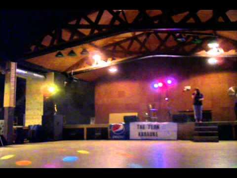 Katie - Tag Team Karaoke Contest - Rox - 5-19-2011