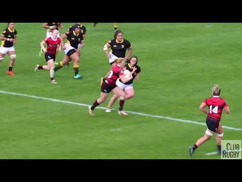 Wellington Pride (43) V Canterbury (38)