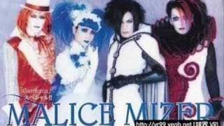 gardenia by malice mizer (klaha era) with kozi mana yuki and klaha.