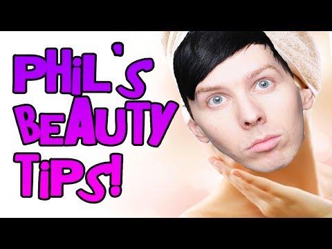 PHIL'S BEAUTY TIPS