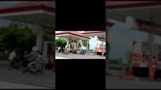 VIRAL!!! Prank Pura-Pura Ngantri Di Pom Bensin - PRANK INDONESIA