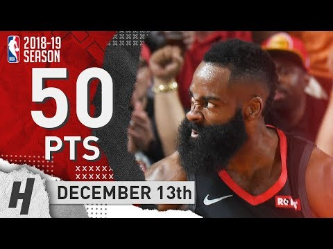 James Harden EPIC Triple-Double Highlights Rockets Vs Lakers 2018.12.13 - 50 Pts, 11 Ast, 10 Reb!