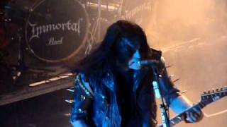 Immortal - Hordes To War live@Inferno festival 2011
